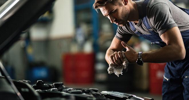BMW Fuel Pressure Regulator Repair