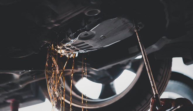 Land Rover Transmission Fluid Flush