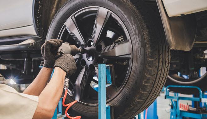 Volkswagen Tire Replacement