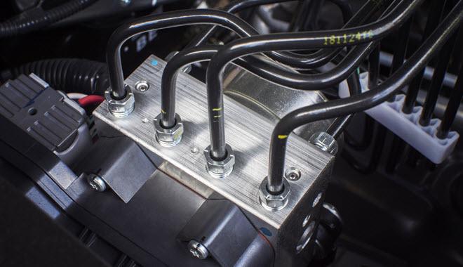 Jaguar ABS Module Check