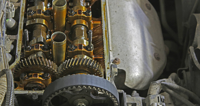 Audi Valve Cover Oil Leak Repair
